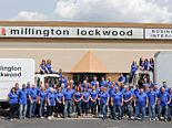Millington Lockwood Team Photo